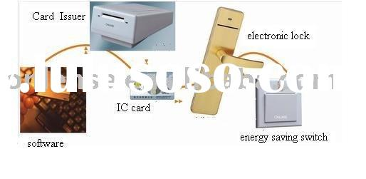 Hotel Card Key, IC Door Lock System