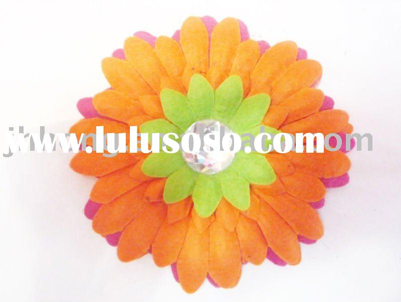 Hottest and new daisy flowers hair clips
