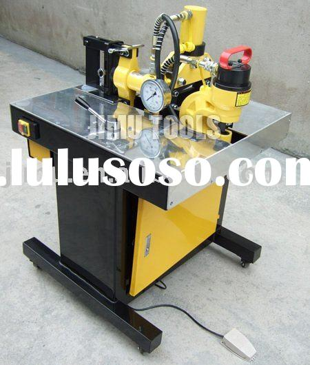Hydraulic Bus Bar Processor Machine with punching,bending and cutting function