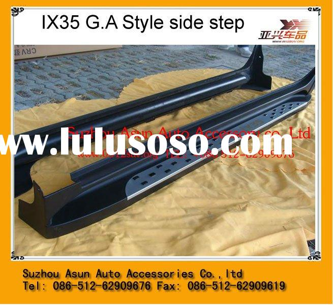 Hyundai IX35 car auto accessories new style 2010+ aluminum
