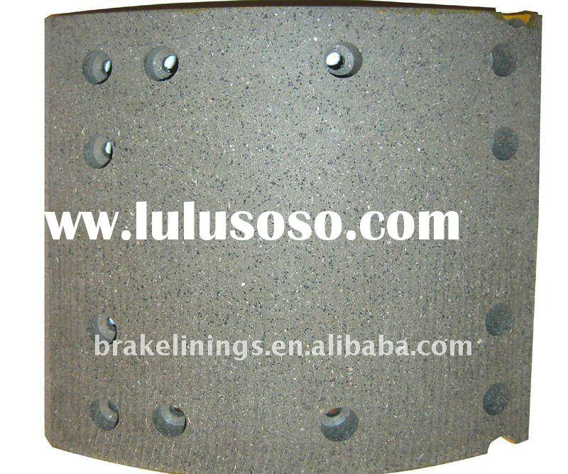 IL 66/67 brake lining/heavy duty truck brake linings/ford/volvo/benz/merceds,asbestos free brake lin