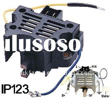 IP123 VALEO 12V automobile alternator voltage regulator