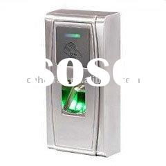 IP54 Fingerprint Access Control Terminal Smart Card Reader HF-F30