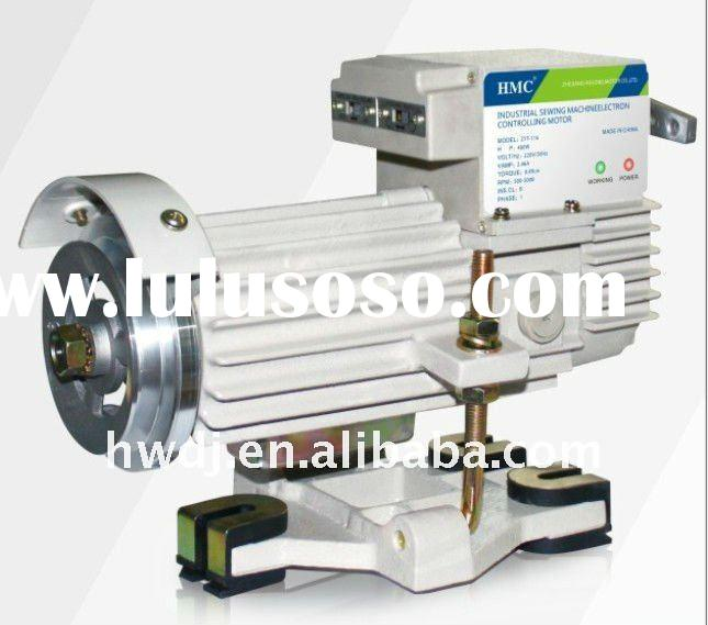 Industrial Sewing Machine Motor With Energy Saving