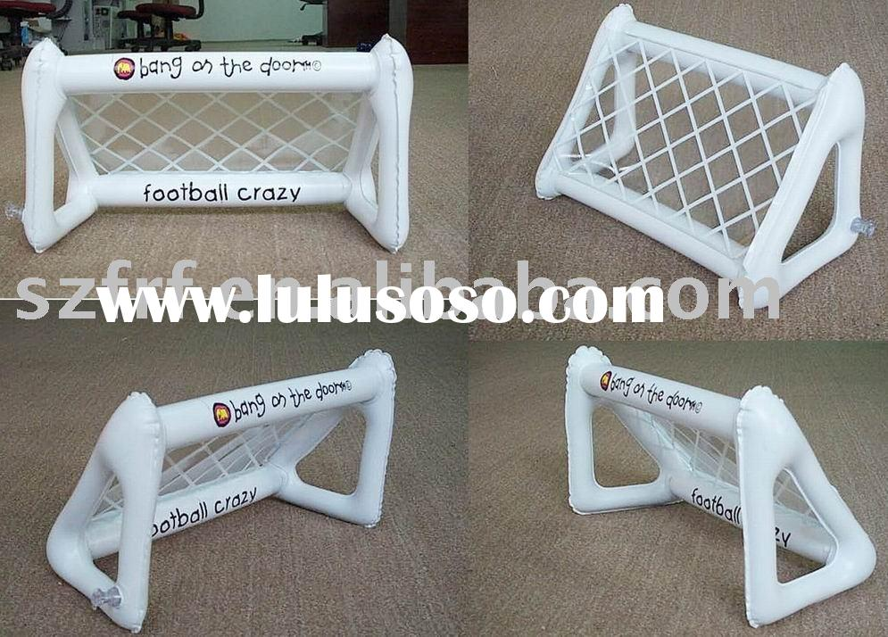 how to make a small soccer goal