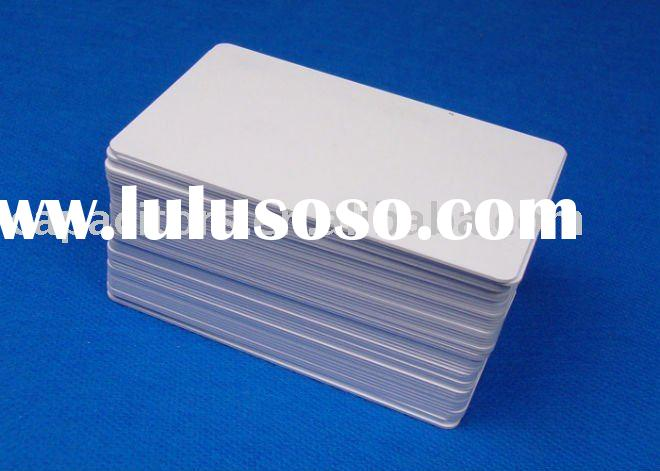 Inkjet Printable Access Control ID Cards Credit Card Size CR80