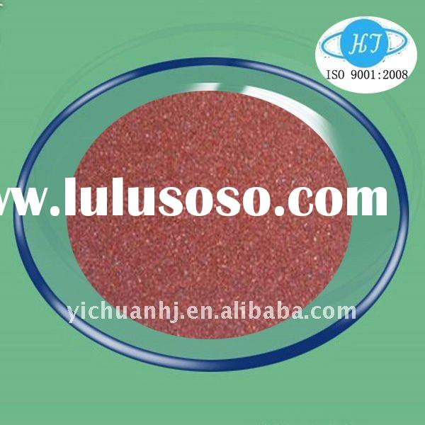 Iron Coating Oxide Brown Aluminum Oxide P30