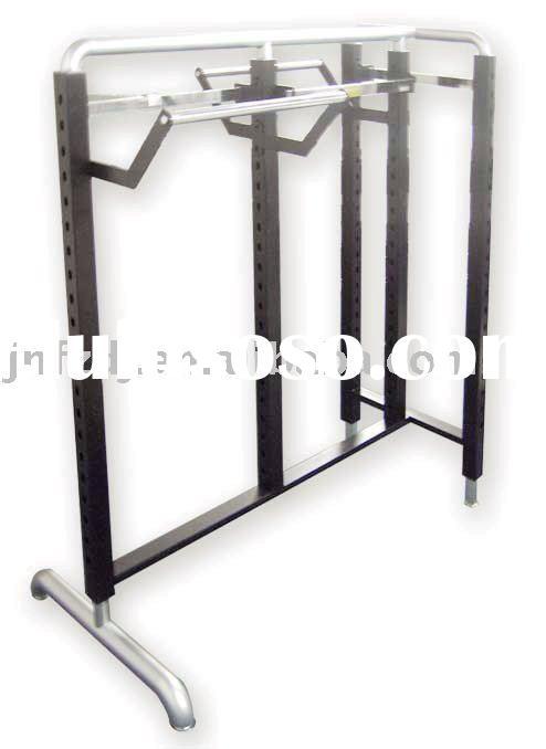 JN-026 merchandising stand,garment display ,apparel display