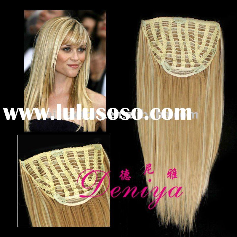 Clip Extension Hair In Jessica Simpson Quality Hair Accessories