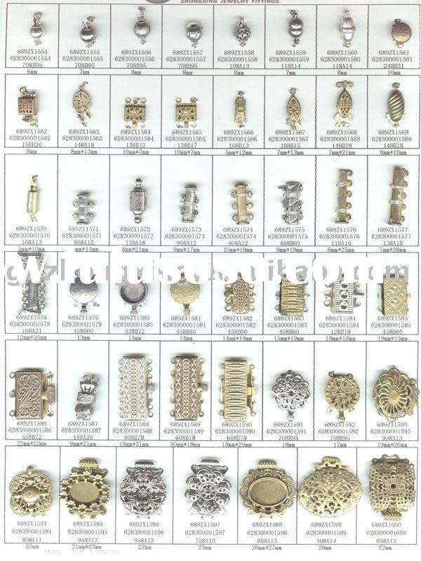 1000 Images About Crimps Clasps And Closures On Pinterest