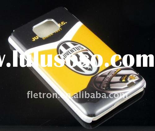 Juventus Football Club Design Hard Back Case For Samsung Galaxy S2 i9100 Yellow