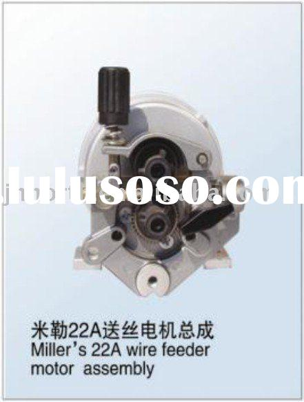 KR-500 wire feeder motor assembly
