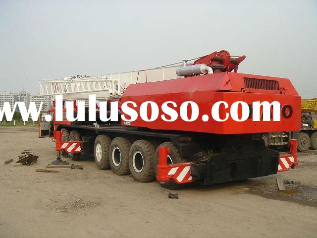Kato used truck crane TG1200e,100t second hand truck crane in good condition for hot sale