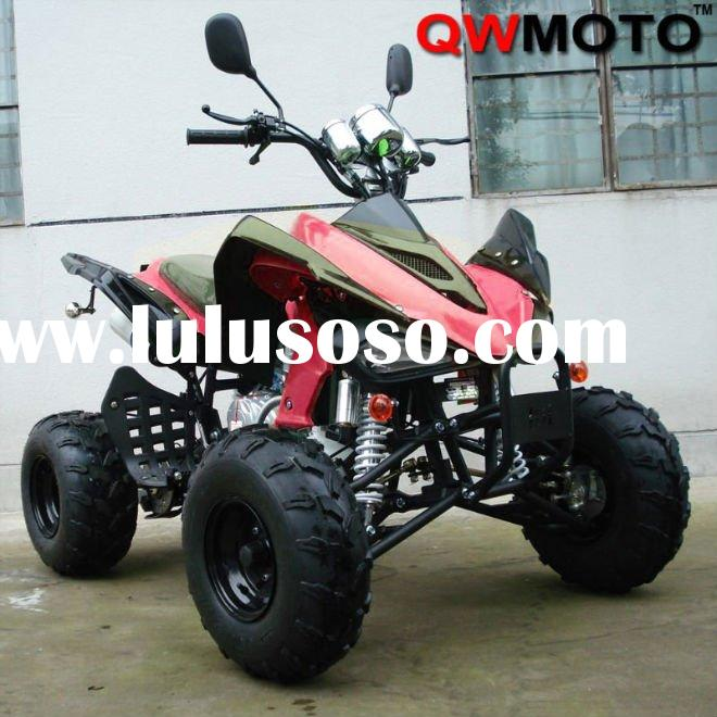 Kawasaki style 250cc atv quad bike with speedometer
