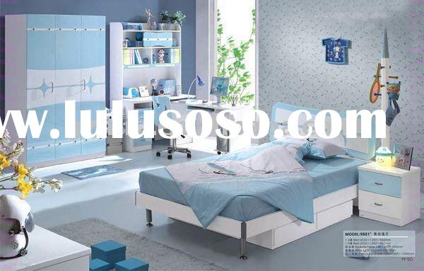 Kid's bedroom furniture set kids furniture bedroom