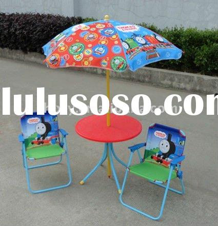 Swell Share Kids Adirondack Chair And Table Set With Umbrella Ocoug Best Dining Table And Chair Ideas Images Ocougorg