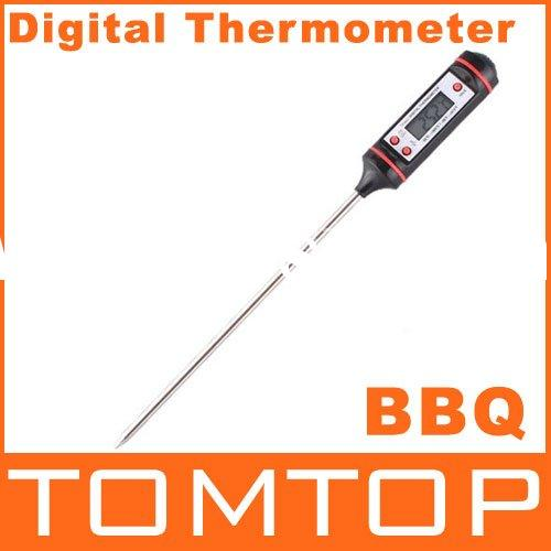 Kitchen BBQ Cooking Food Meat Digital Probe Thermometer