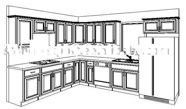Kitchen Cabinets Size