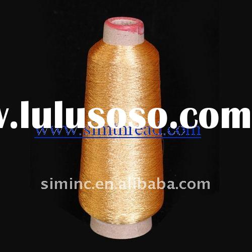 Knitting Metallic embroidery thread, metallic thread, thread