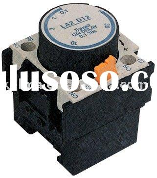 LA2-D time delay auxiliary contact blocks for contactor