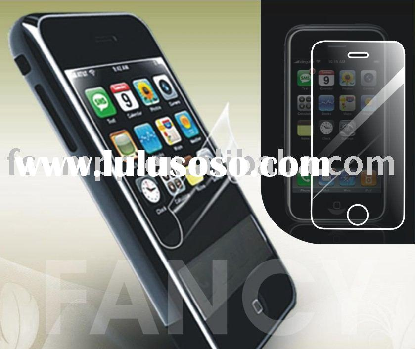 LCD SCREEN PROTECTOR COVER KIT for APPLE iPHONE