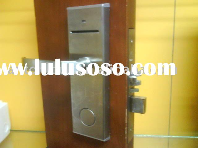 LT100IC security electronic IC card hotel door lock