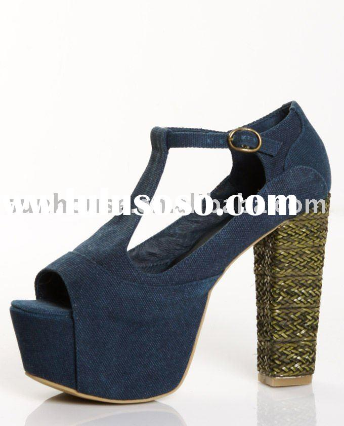 Ladies High Heel Shoes