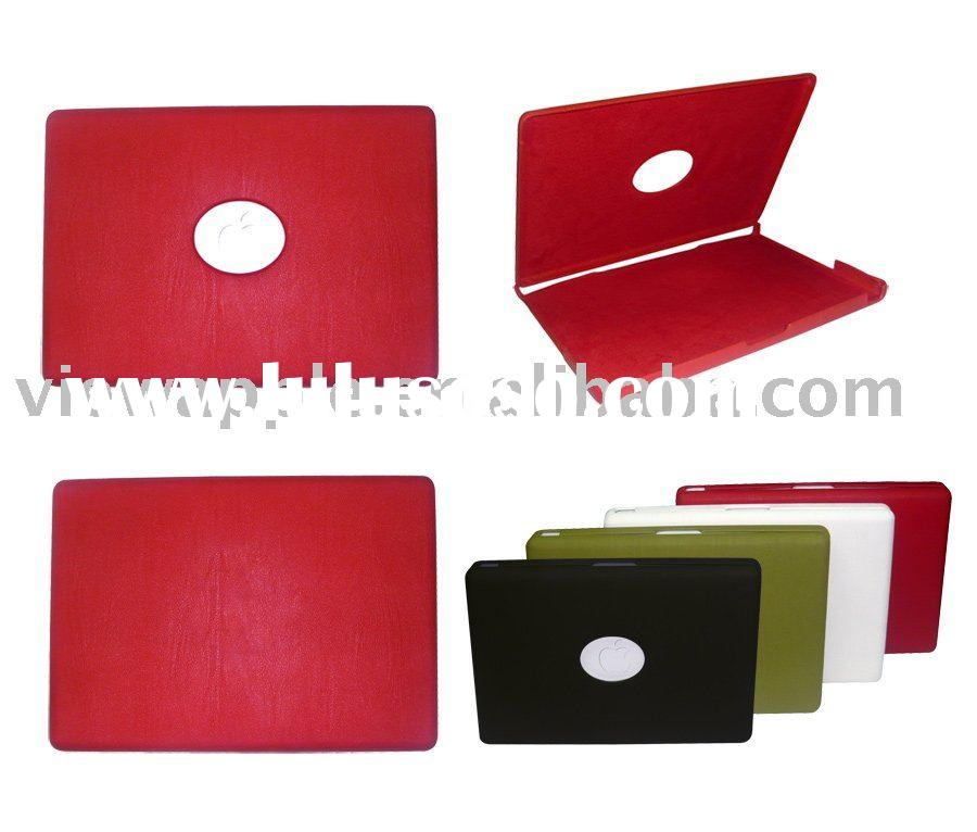 Laptop case, Notebook bag, For MacBook Pro Leather cover case