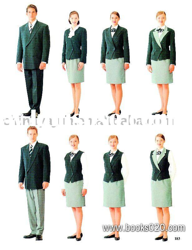 Receptionist uniforms receptionist uniforms manufacturers for Hotel design jersey