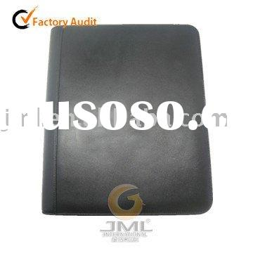 Luxury A4 Leather Portfolio Folders