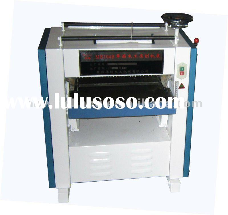 MB104B Woodworking machine Single-side woodworking planer thicknesser