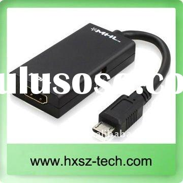MHL Micro USB to HDMI converter for Samsung
