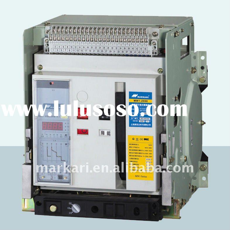 MW1 Schneider air circuit breaker acb