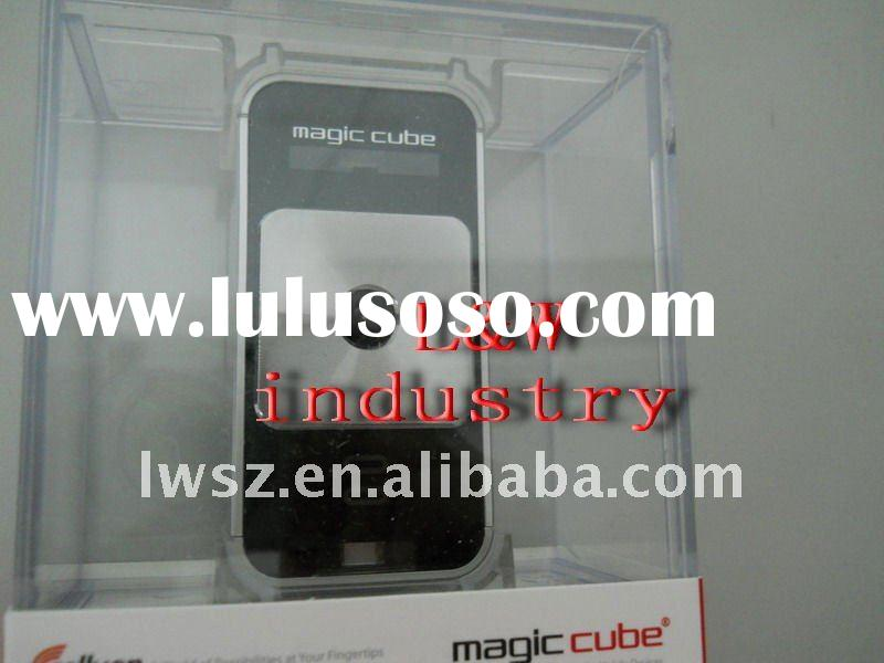 Magic Cube Bluetooth Virtual Laser Keyboard for iPad,iPhone ,HTC ..and other smartphones