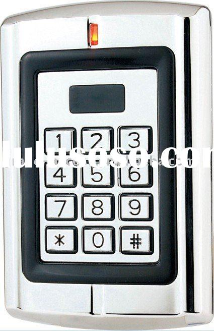 Metal Keypad Single Door Access Control without Software