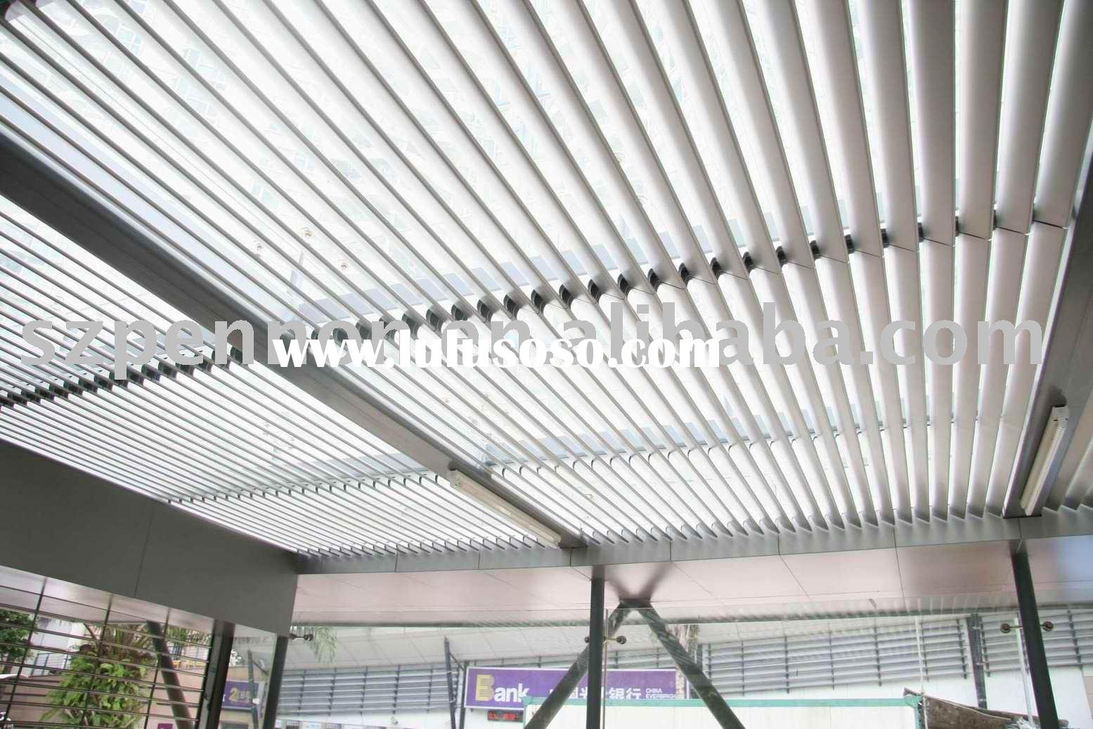 Aluminum Ceiling Outdoor Aluminum Ceiling Outdoor
