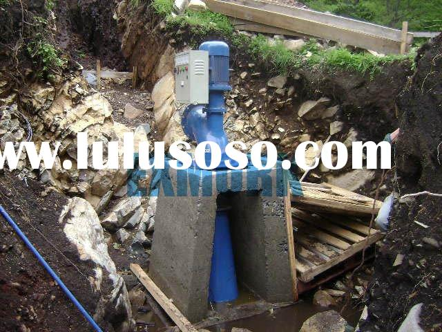 Micro Hydro turbine for Middle Water Head from 3kw to 10kw
