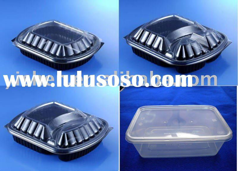 Microwave Disposable PP Plastic food container