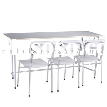 Middle school student desk and chair/school set