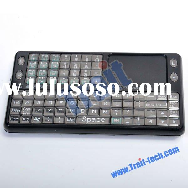Mini Wireless Keyboard With Touchpad Mouse EBO-013