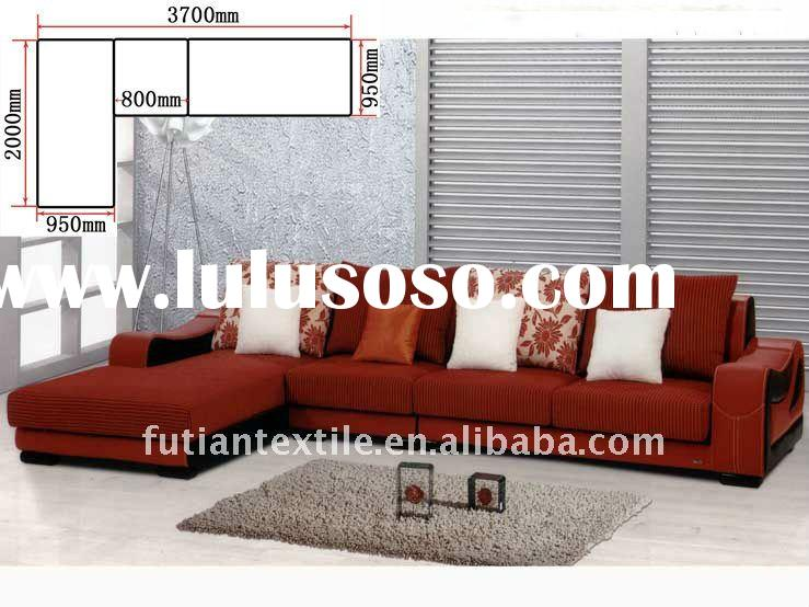 Modern style Linen sofa cover