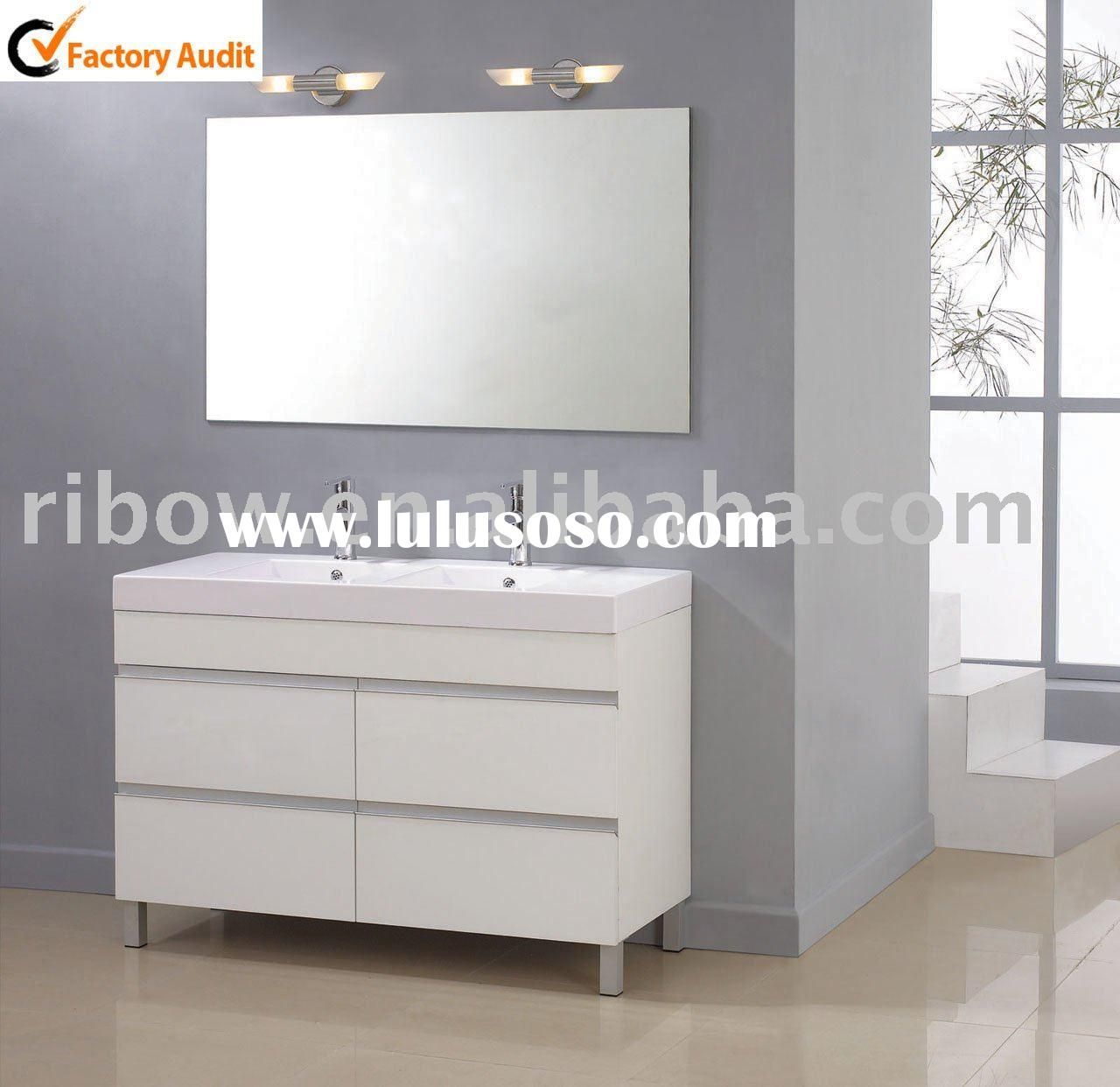 Wall Mounted Bathroom Cabinets White Gloss Crowdsmachine Com