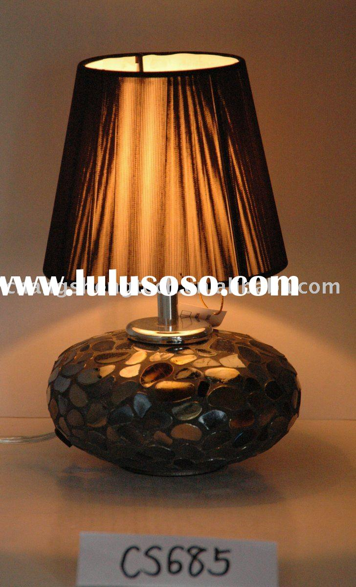 Mosaic Table Lamp for indoor decoration