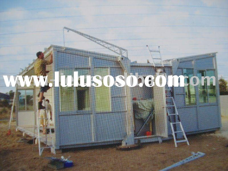 Movable container villa