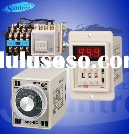 Multi Range time delay relay digital timer relay intelligent time control device technical time swit