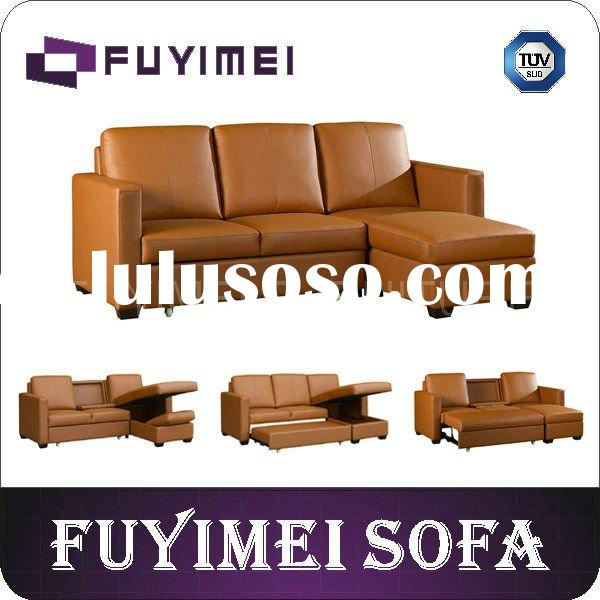 Multi-functional modern sleeper sofa