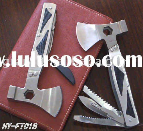 Multifunction axe,multi-function axe,mini axe,hand tool axe,camp axe,outdoor axe,steel axe,hatchet,