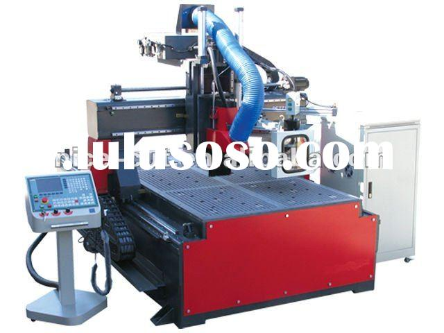 NC-C1325 Woodworking CNC machine with Auto tool changer