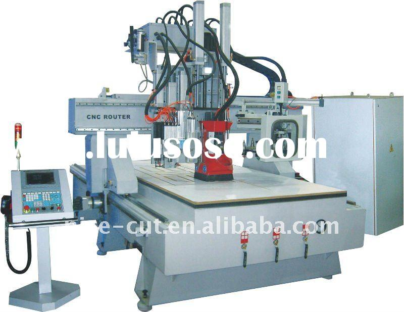 NC-C2040 Wood CNC ROUTER with Auto tool changer