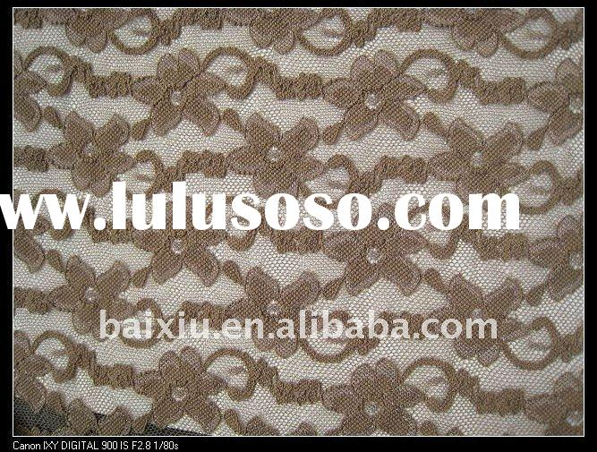 NEW DESIGN Clothing Lace fabric/WEDDING EMBROIDERY LACE FABRIC